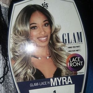 Myra Lacefront Wig